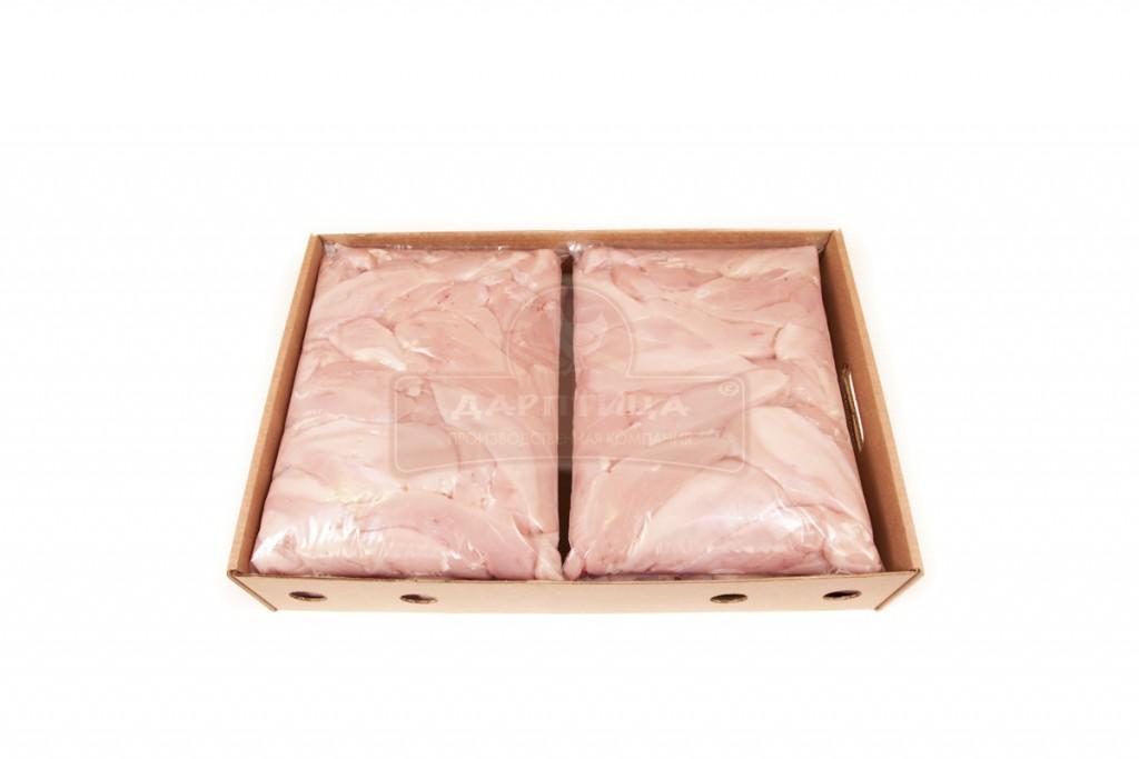 Мясо птицы оптом - филе грудки