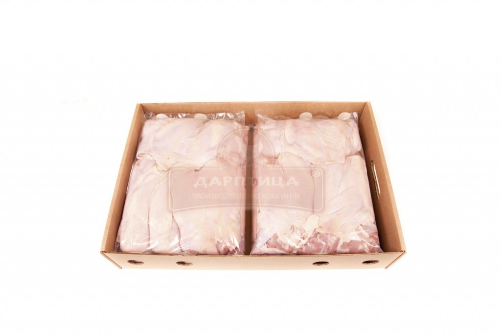 Мясо птицы оптом - тушка бройлера